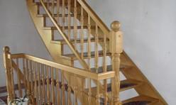 Treppenstufen mit Graniteinlegern