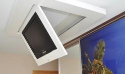 Deckenhalterung für Fernseher