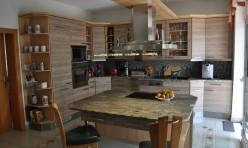 Küche mit neuen Fronten
